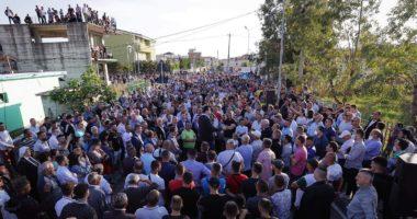 """""""Rrëzimi i Ramës fillon këtu"""", Xhaferaj publikon pamjet e takimit të Bashës: Durrësi thotë boll më"""
