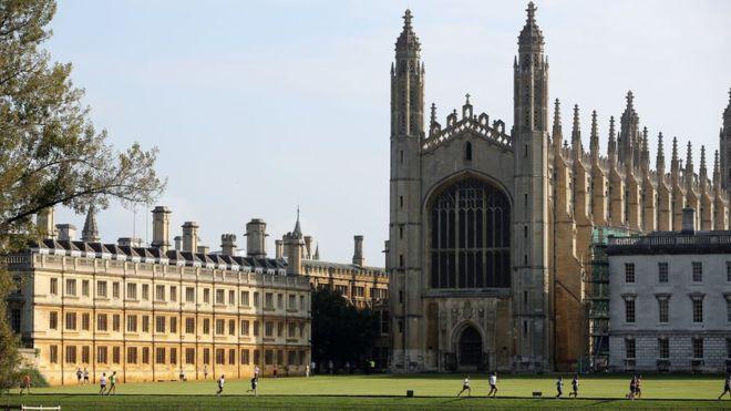 Universiteti i Kembrixhit do të vazhdojë mësimin online deri në vitin 2021