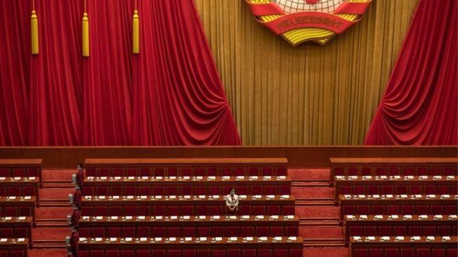 Parlamenti i Kinës miraton projektligjin e sigurisë së Hong Kongu-t