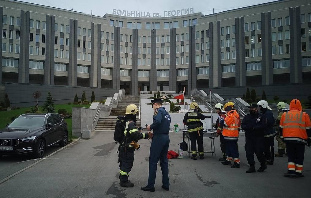 Spitali Covid përfshihet nga flakët në Rusi, humbin jetën 5 pacientë me koronavirus
