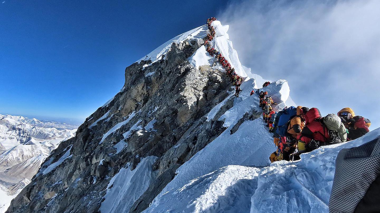 5 këshilla si të përballojmë COVID-19 nga alpinistët e Malit Everest