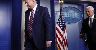 """VIDEO/ """"Mos më pyet"""". Trump debaton me gazetaren dhe largohet nga konferenca për shtyp"""