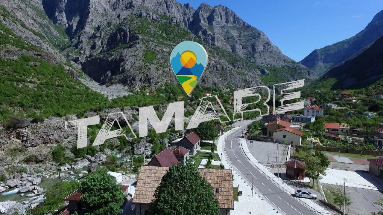 Një perlë mes majave të thepisura të alpeve, Tamara siç nuk e keni njohur – Nëpër Shqipëri
