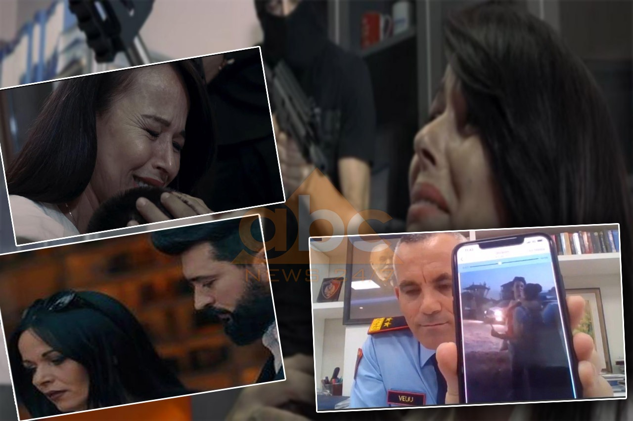 """""""15 vjeçari vinte nga familje problematike"""": Pamjet e nxjerra nga Veliu ishin nga një film"""