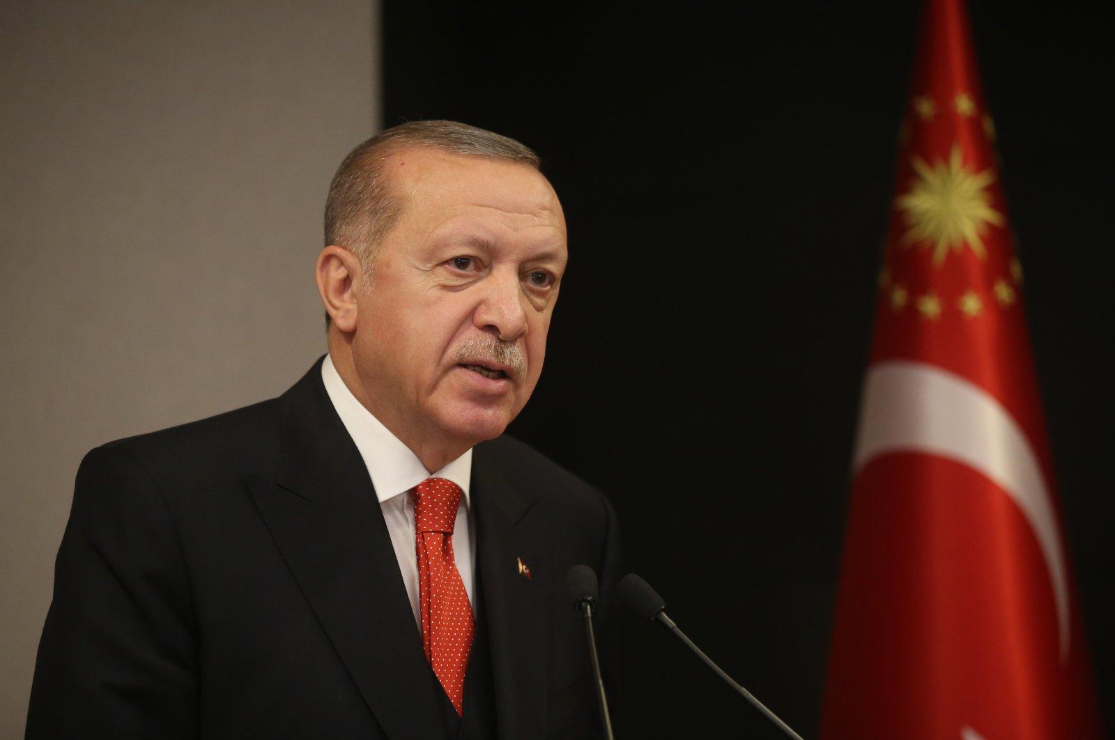 Erdogan njofton shtetrrethimin mbarëkombëtar para Bajramit