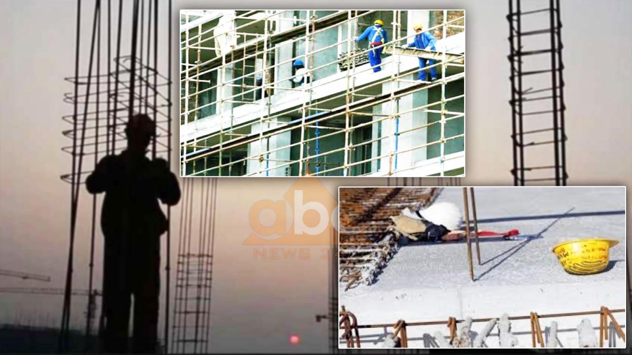Ra nga skela, vdes punonjësi i ndërtimit në Tiranë