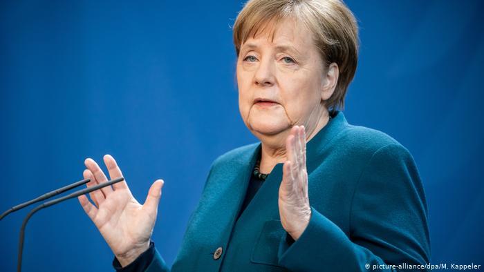 Merkel kërkon kujdes pas shpërthimit të virusit në një restorant