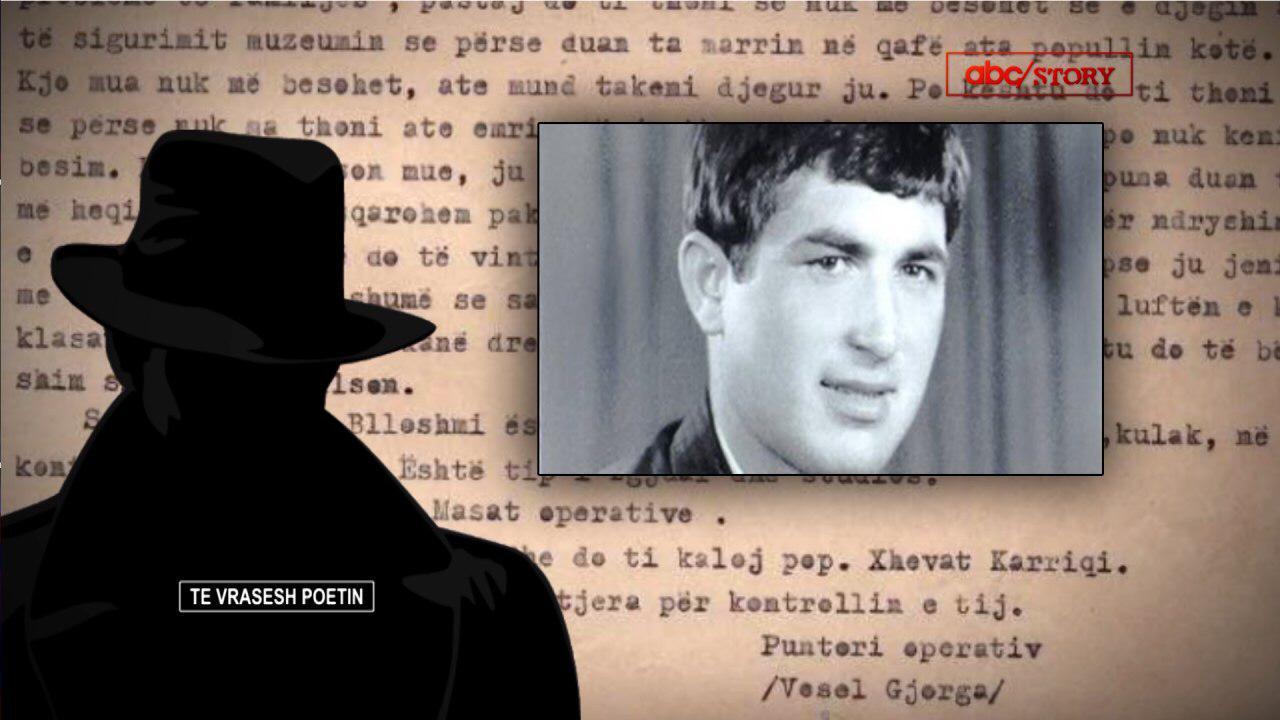 VIDEO/ Poeti që vranë se mposhti Sigurimin e Shtetit – Abc Story