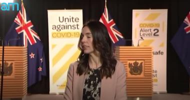 Tërmet gjatë intervistës, video e Kryeministres bëhet virale