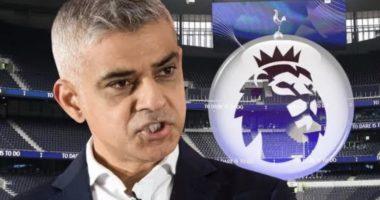 Rifillimi i Premier League, kryebashkiaku Khan trembet dhe paralajmëron