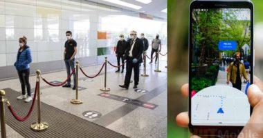 VIDEO/ Ky aplikacion të mat distancën e sigurisë nga njeri tek tjetri