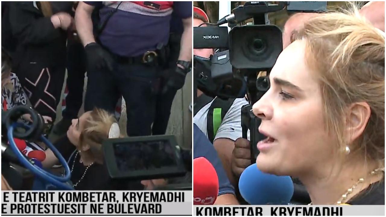 Kryemadhi shpall mosbindjen civile: Ulet në mes të rrugës dhe fton qytetarët për revoltë
