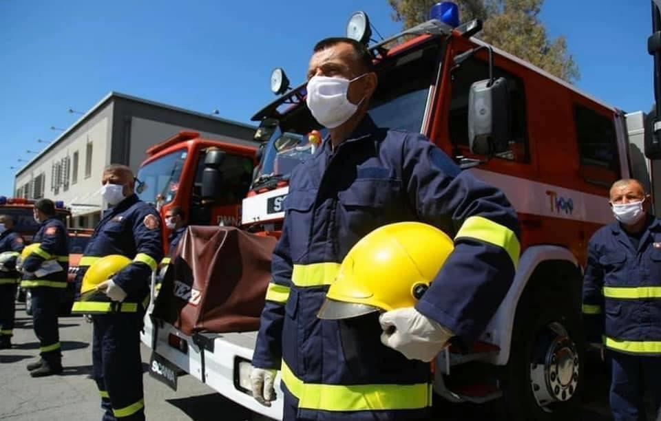 Rama mesazh mirënjohje forcave zjarrfikëse: Vijnë në ndihmë çdo qytetari në nevojë