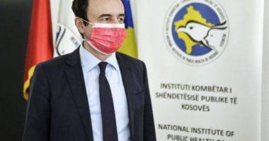 Rezulton negativ për Covid-19 zyrtari i ministrisë së Integrimit, Kurti del nesër nga vetizolimi