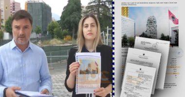 PD: Veliaj dhe Rama kanë firmosur ndërtimin e kullës 25-katëshe tek ish-hotel Vjosa