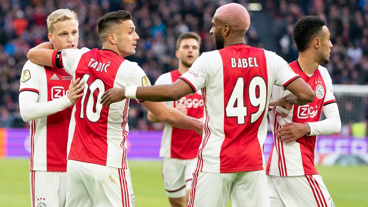 """Arsenali përfiton nga situata, ofertë """"modeste"""" për lojtarin e Ajax"""
