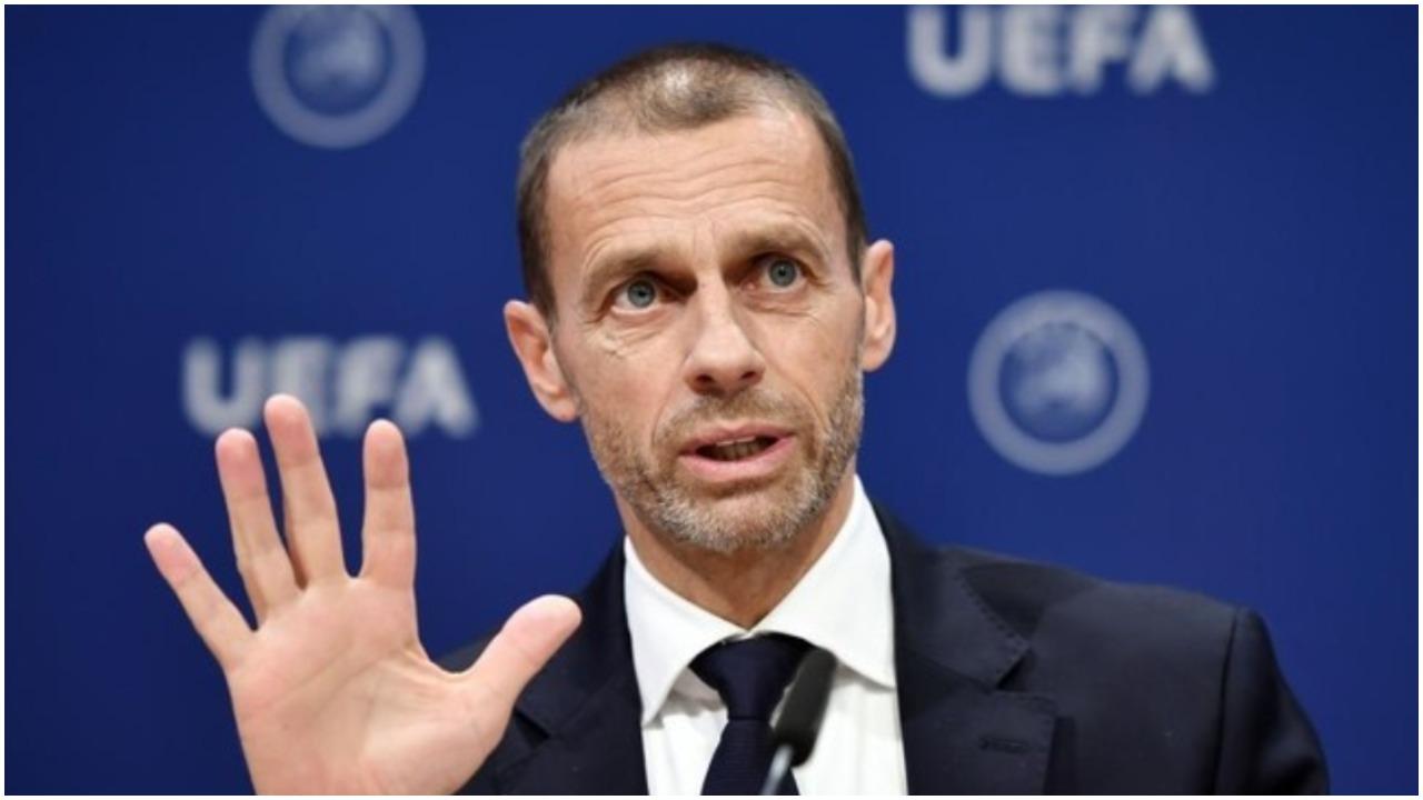 Racizmi, Ceferin: Një tufë idiotësh shfrytëzojnë futbollin, do i frenojmë