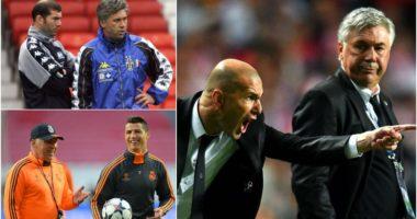 Rrëfimi i Ancelottit: Ndryshova idetë për futbollin falë Zidane
