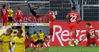 "VIDEO/ Vendos ""perla"" e Kimmich, Bayern mposht Dortmundin nis marshimin"
