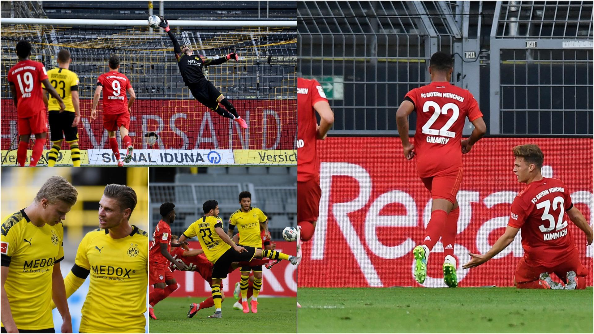 """VIDEO/ Vendos """"perla"""" e Kimmich, Bayern mposht Dortmundin dhe nis marshimin"""