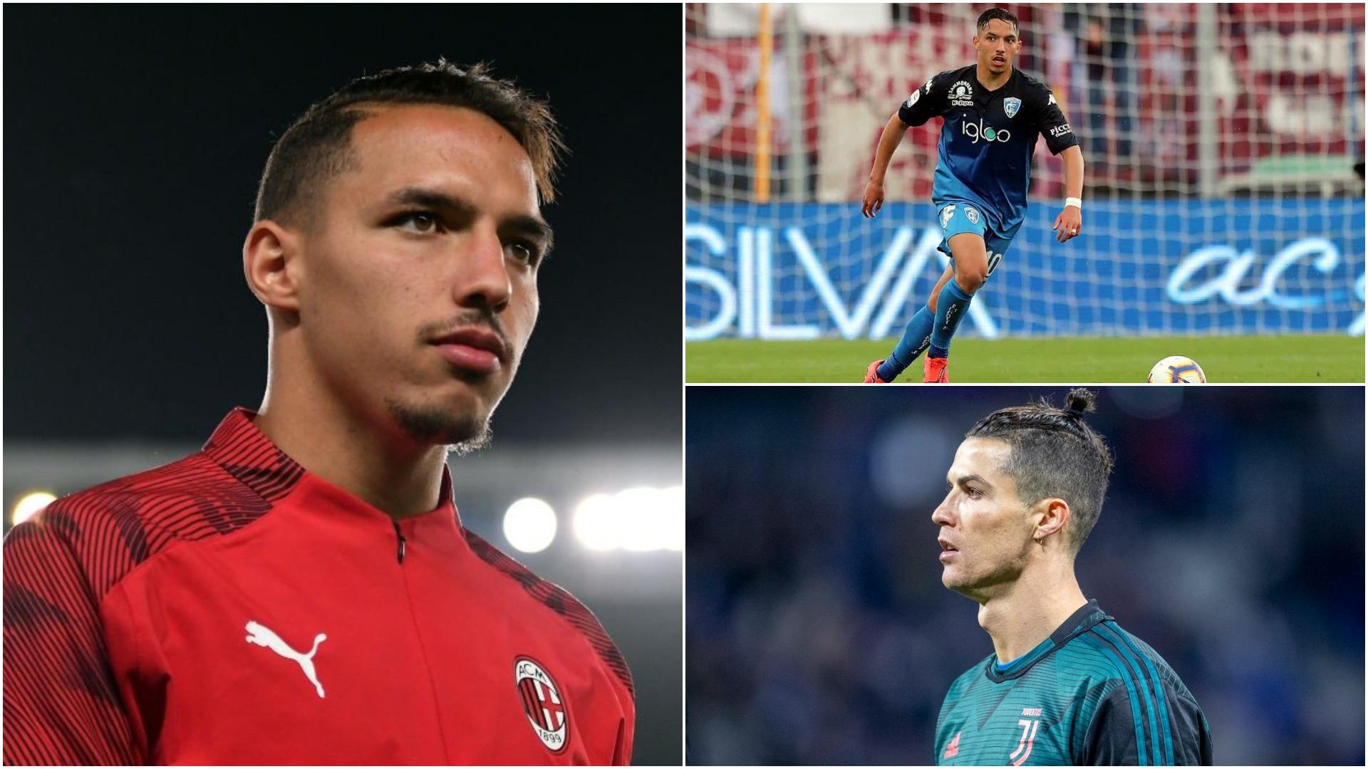 Braktisja e Arsenalit, zgjedhja e Milanit dhe CR7: Bennacer në gjithë fushën