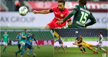 VIDEO/ Mbrëmja e surprizave, gola dhe befasi në Bundesliga!