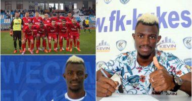 Vuajtjet e afrikanit, Camara: Flija në stadium dhe nuk kisha as për të ngrënë