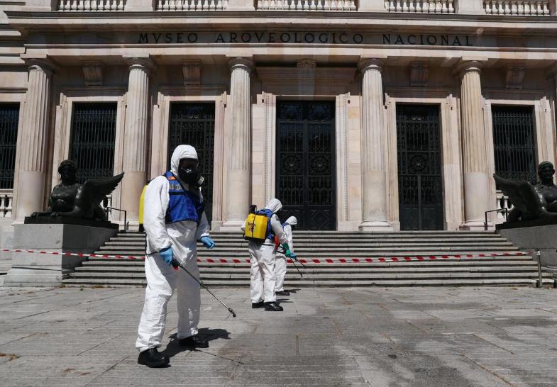 Spanja deklaron rreth 2 mijë  viktima me pak, pas rishikimit të  numrave