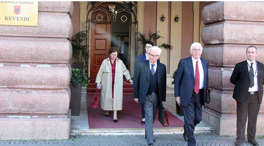 Venice Commission will submit final opinion on Constitutional and anti-defamation law in June