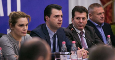 Basha meeting with his allies about the political situation and Electoral Reform