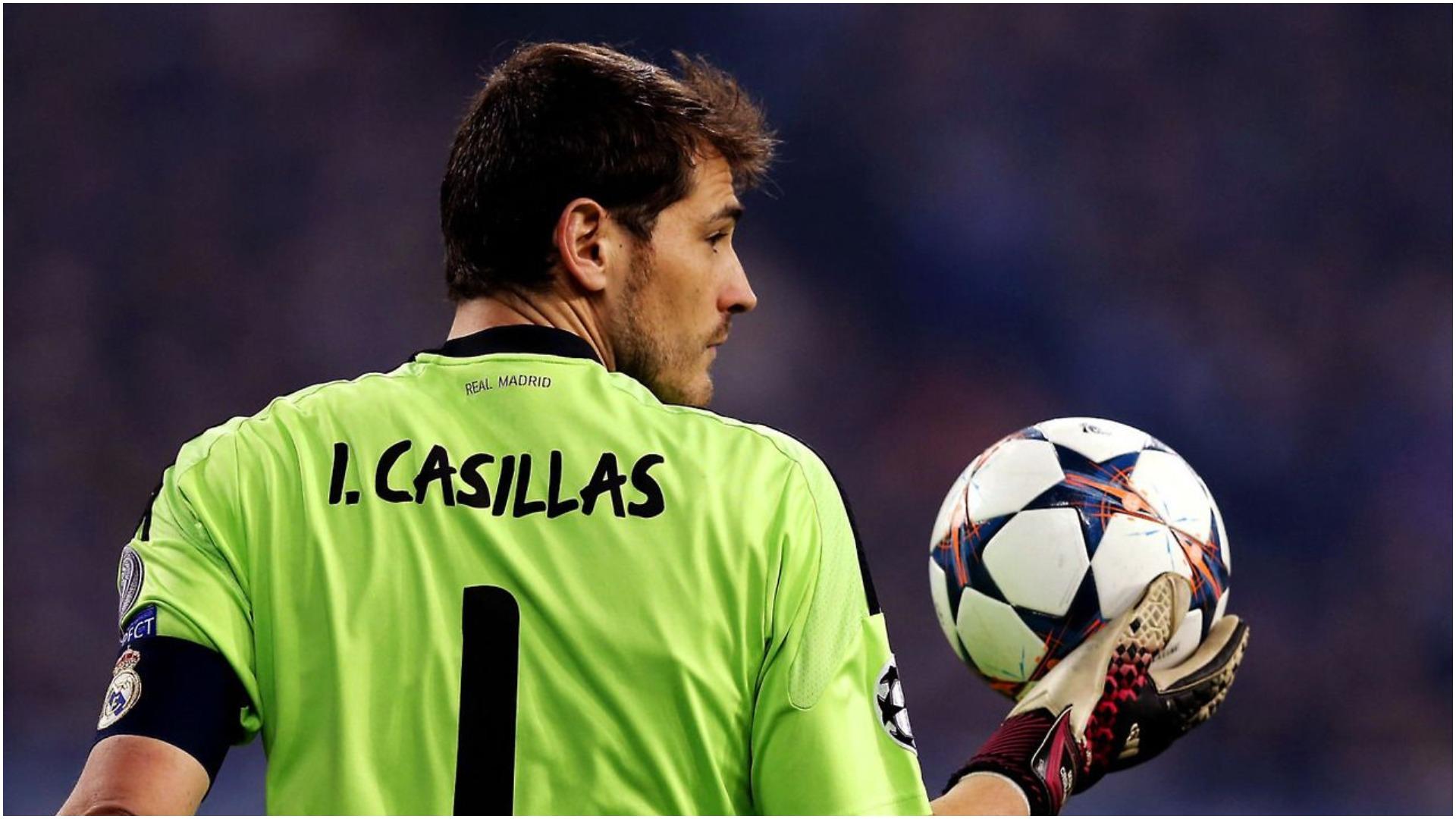 Luis Rubiales pa rival,  Iker Casillas habit me vendimin e fundit