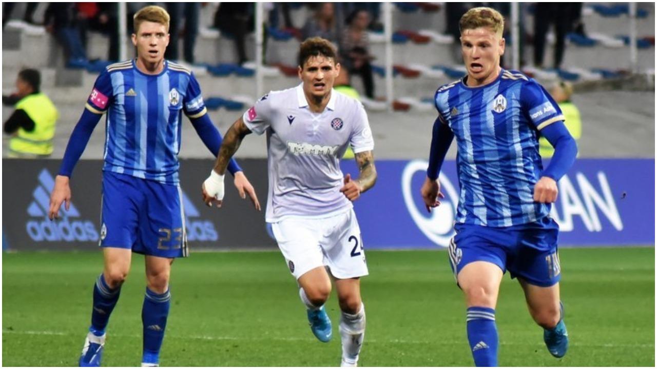 Gol kuqezi në Kroaci, Çokaj ndihmon Lokomotivën të triumfojë
