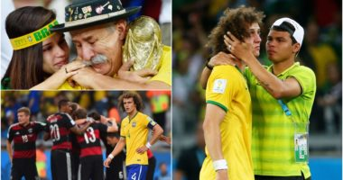 Disfata e dhimbshme ndaj Gjermanisë, David Luiz: U fshehëm për gjashtë muaj