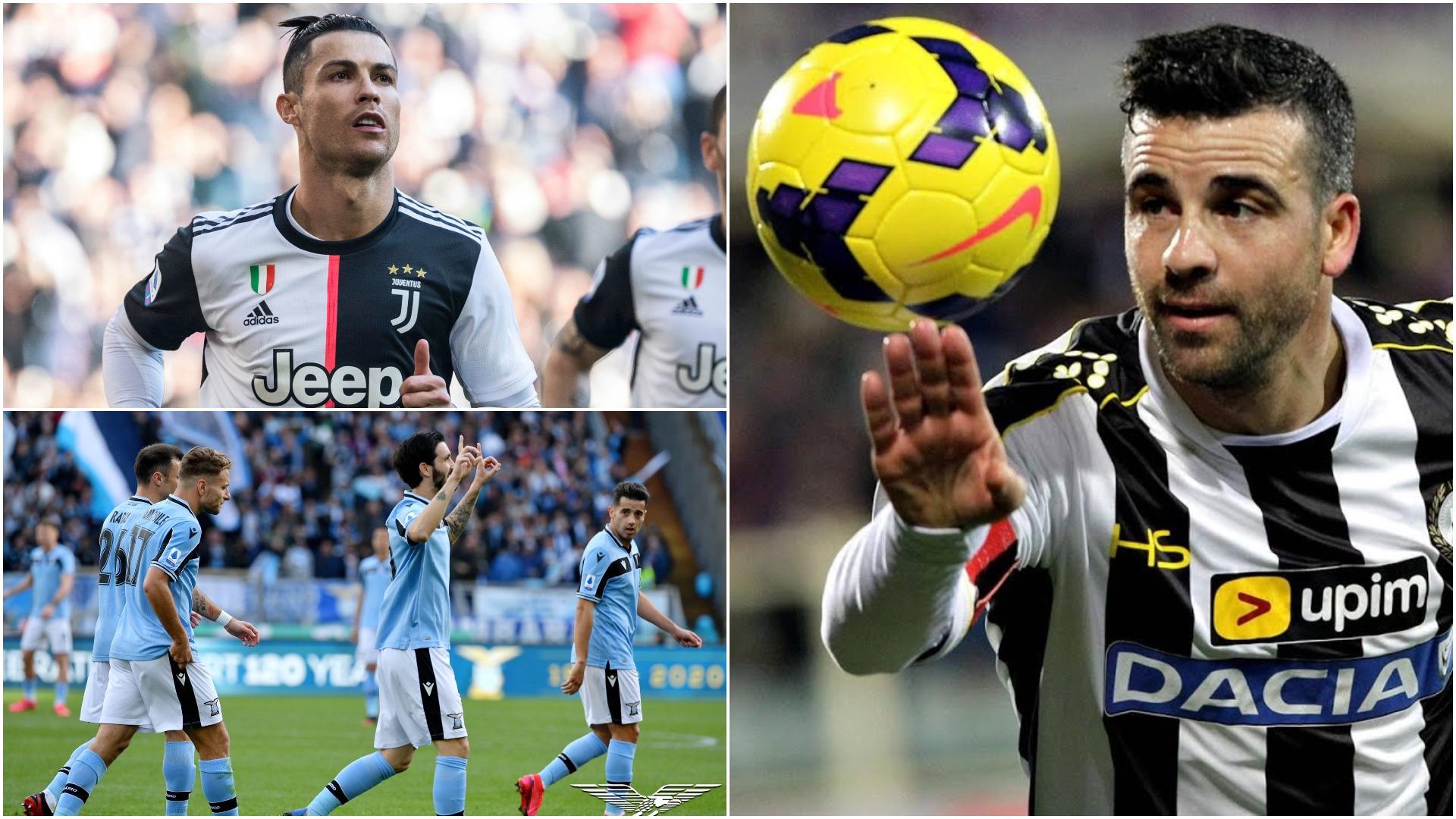 Di Natale: Lazio meriton titullin, unë si CR7. Inter? Shiheni vitin tjetër