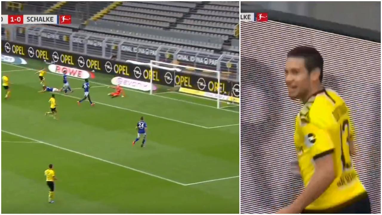 VIDEO   Dortmund bën ligjin në derbi, edhe Wolfsburg në avantazh