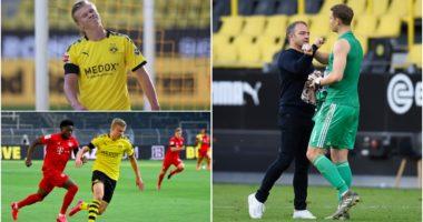 Manuel Neuer i pakalueshëm, rekord skandaloz i Borussia Dortmund