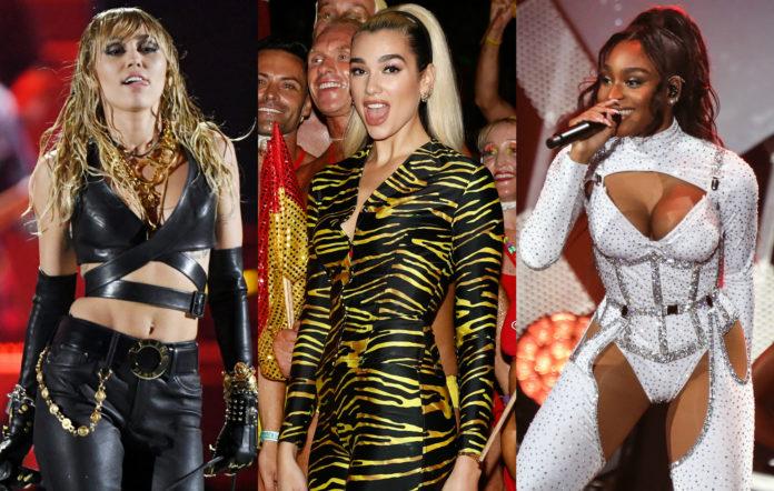 Dua Lipa së shpejti bashkëpunim me këngëtaret e famshme