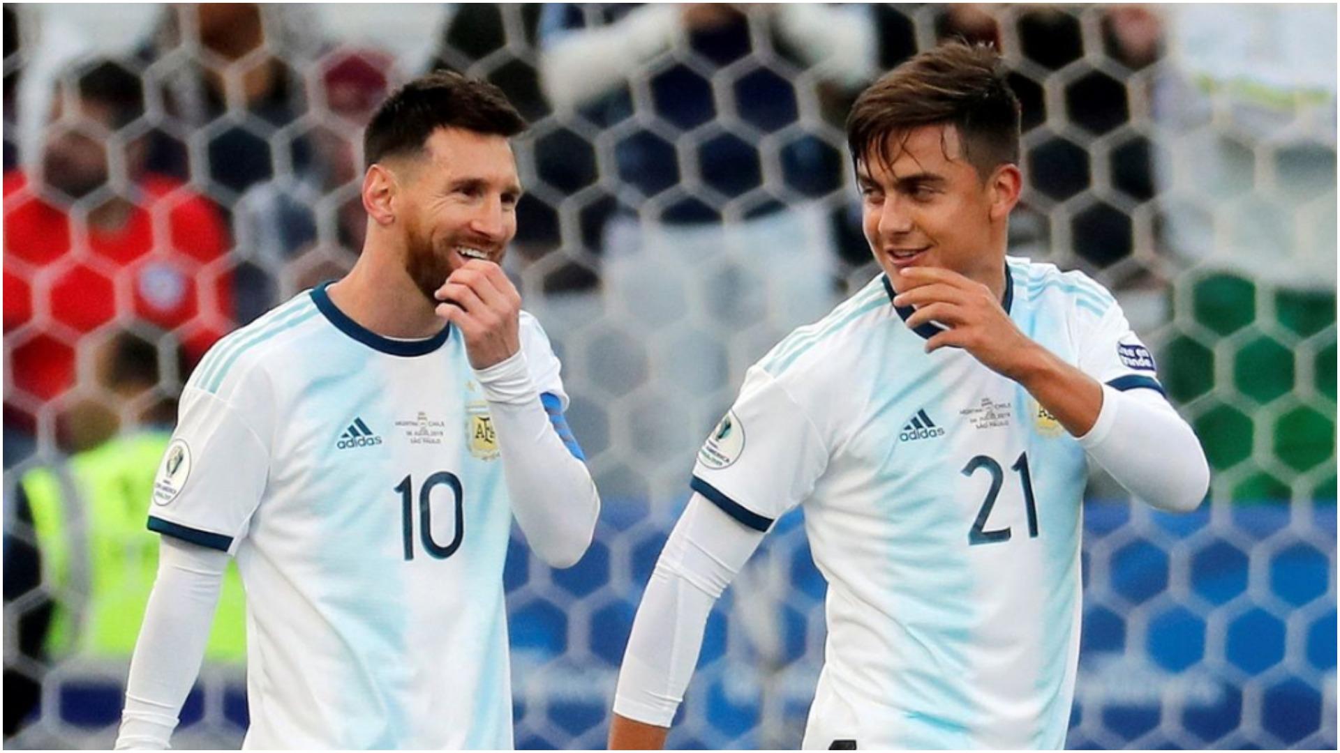 Scaloni shpall listën e Argjentinës, rikthehet Dybala pas 2 vitesh