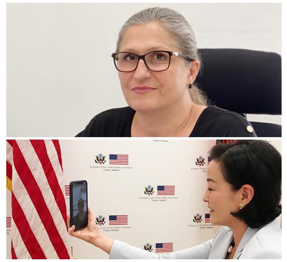 Ambasadorja e SHBA takon kryetaren e KPK: Të përshpejtohet vettingu