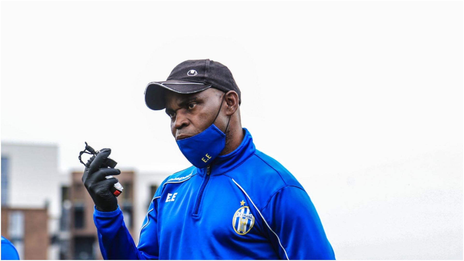 Egbo: I mbyllëm gojën atyre që na sulmuan, shumica e lojtarëve duhet të qëndrojnë