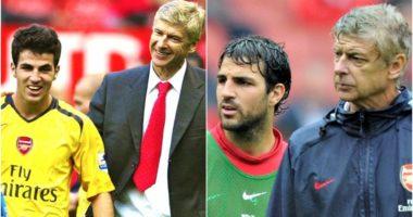 Fabregas: Wenger la pushimet për mua, u dashurova menjëherë me Arsenalin