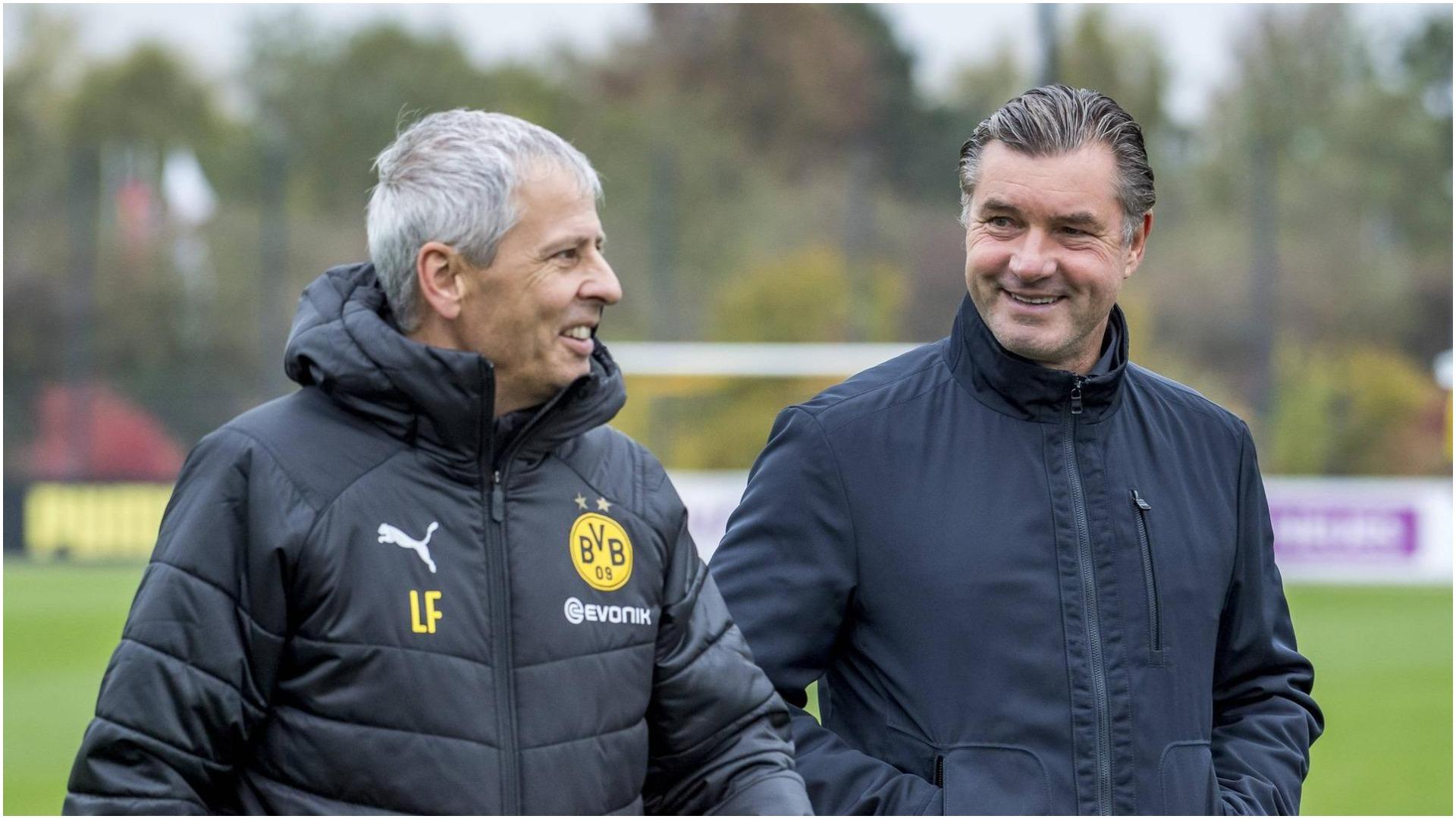 """""""Djemtë e mi ndihen më mirë pa tifozë"""", trajneri i Dortmund i habit të gjithë"""