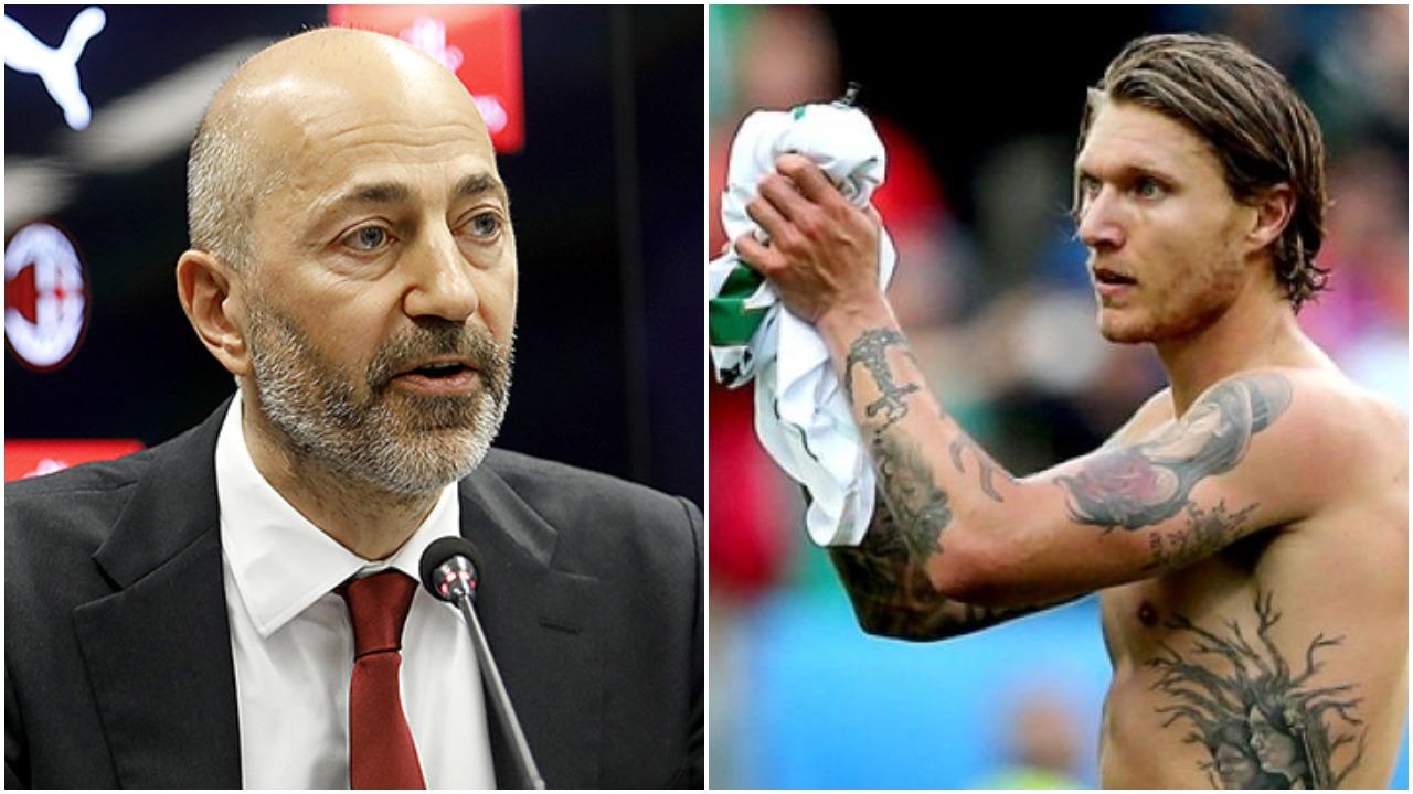 Befason Milani, objektivi është blerja rekord e anglezëve të Burnley