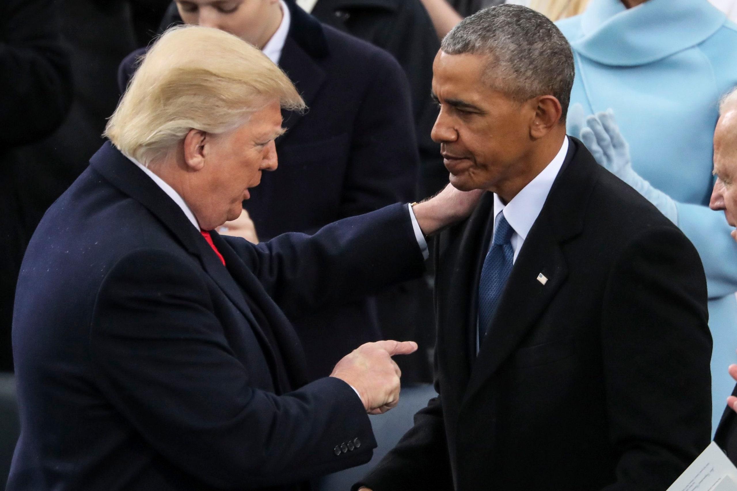 Akuza e rëndë e Trump : Administrata e Obamas më e korruptuara në historinë e SHBA-së