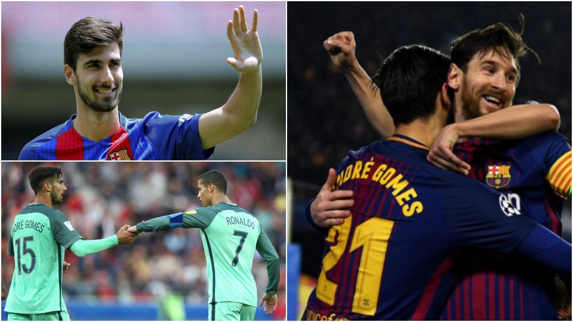 """""""Nuk kisha këpucë në stërvitjen e parë me Barçën! Messi-CR7? I acaron diçka"""""""