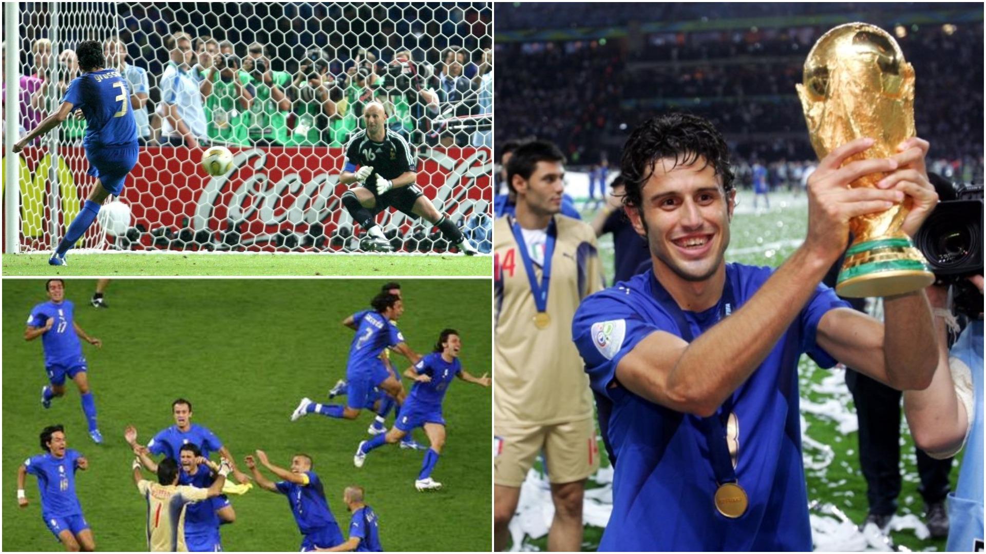 """Kujtimet e """"unikut"""" Grosso: Mendova vetëm diçka para penalltisë me Francën"""