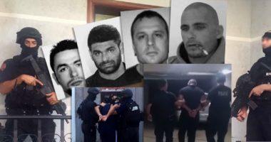 """Lirohen nga burgu 3 anëtarët e grupit """"Bajri"""""""