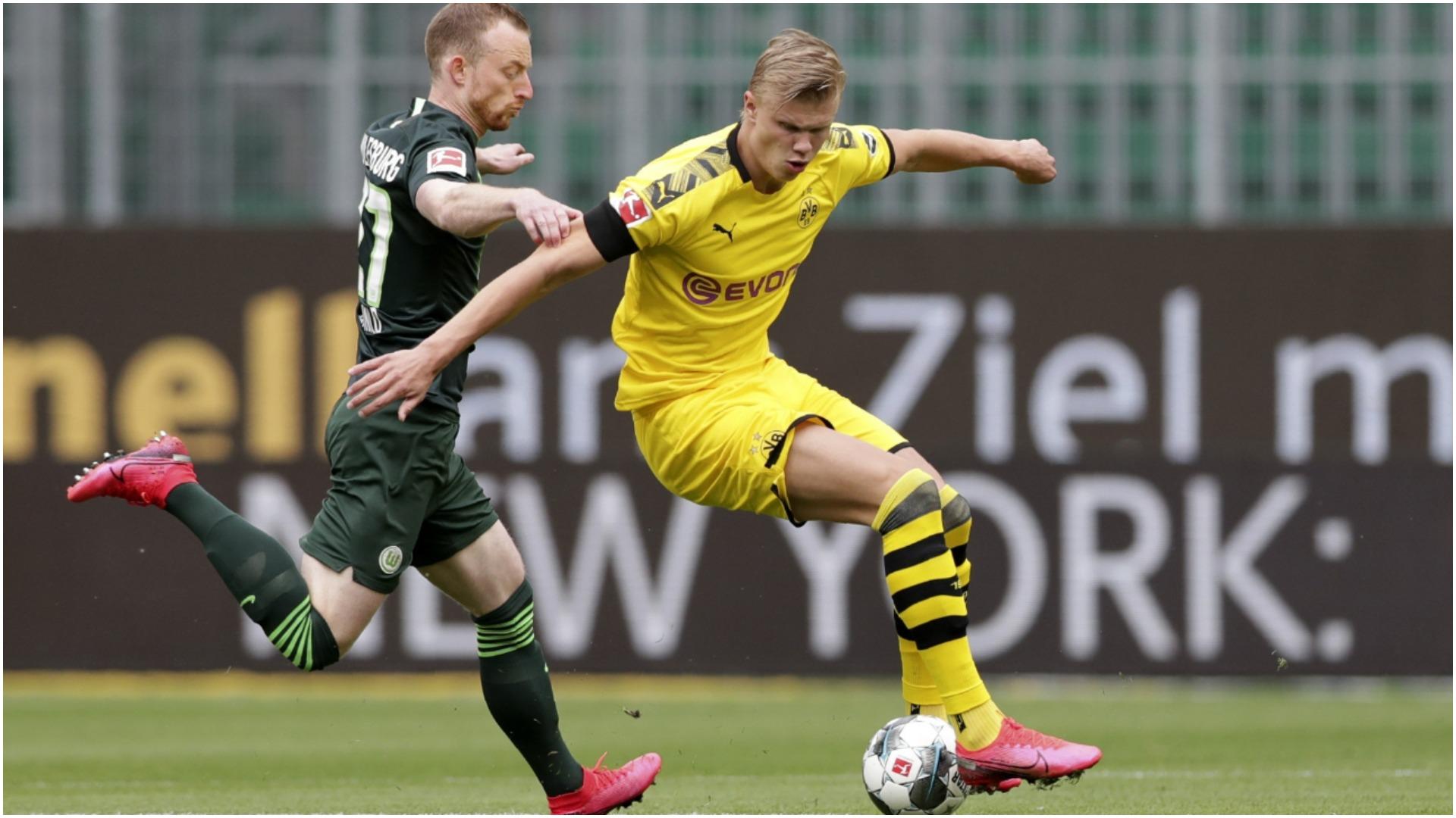 VIDEO | Dortmund makineri golash, ndëshkon Wolfsburg me një super aksion