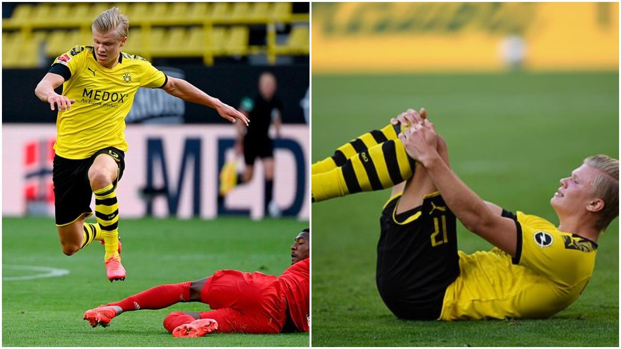 Dëmtimi i Haaland shqetëson Dortmundin, Favre sqaron gjithçka
