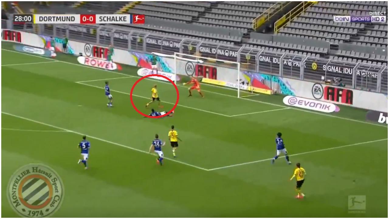 VIDEO | Goli i parë në Bundesliga, goleadori Haaland ndez derbin